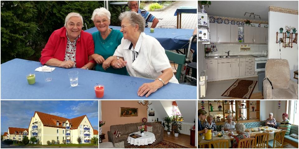 Seniorenwohnanlage Oschersleben - Fotogalerie